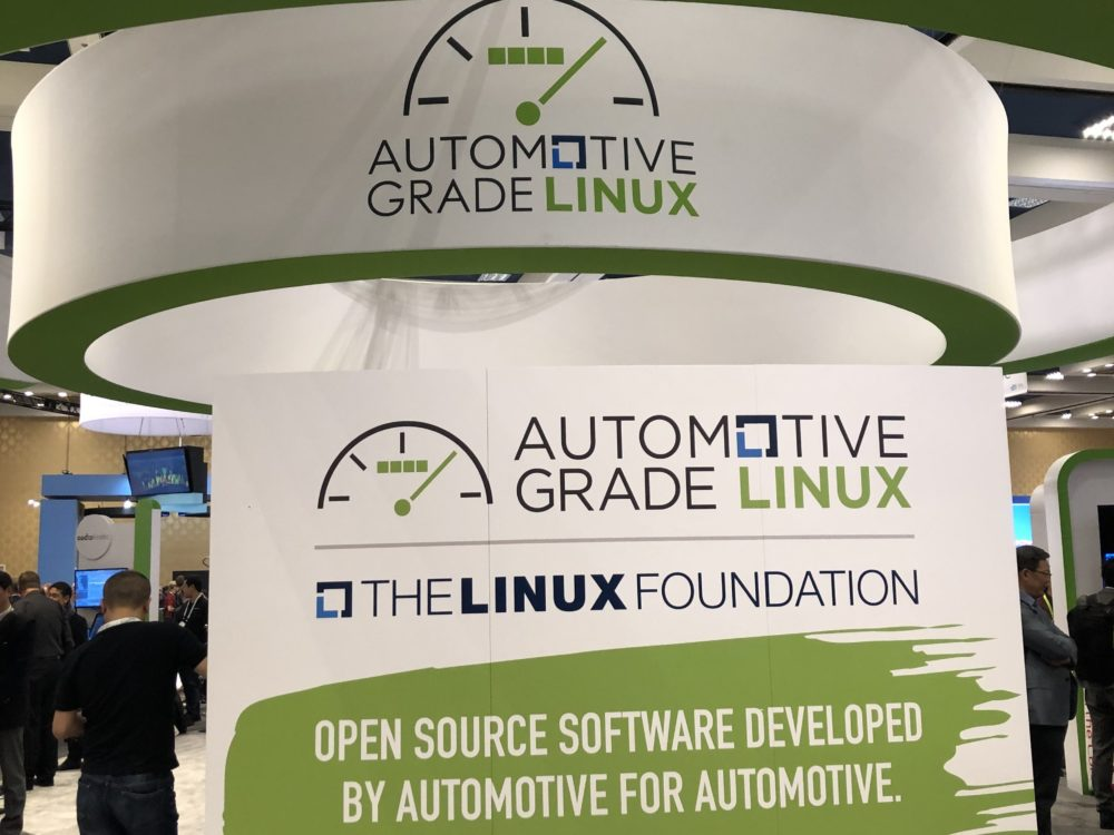 CES - Automotive Grade Linux